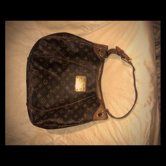 8f322ff96aa0 Louis Vuitton Handbags - Louis Vuitton Monogram Galliera PM